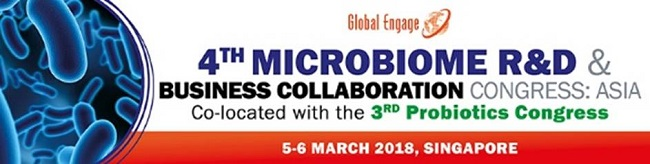 4th Microbiome R&D and Business Collaboration